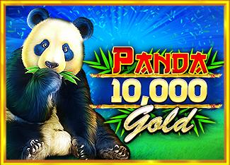 Panda Gold 10,000