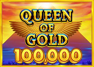 Queen of Gold 100,000